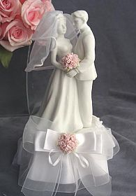 Rose Flower Cake Topper