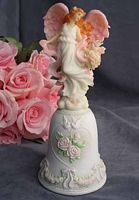"Seraphim Classics ® ""Harmony"" Love's Guardian Wedding Bell"