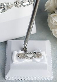 Glam Wedding Pen